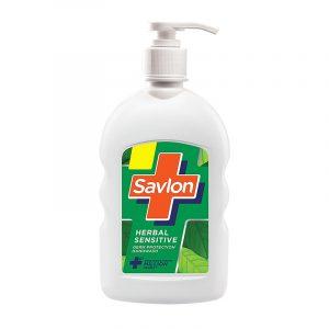 Savlon Herbal Sensitive Handwash 200 ml