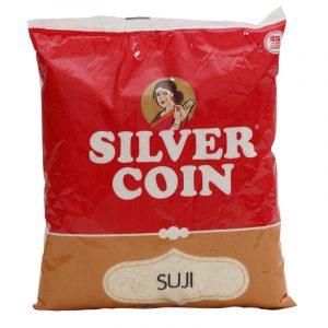 Silver Coin Suji 500 g