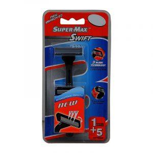 Supermax Razor Swift 3, 1 N