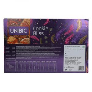 Unibic Cookies Bliss 500 g