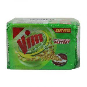Vim Dishwash Bar 4 N (125 g Each)