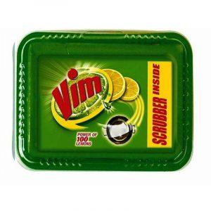 Vim Dishwash Bar Tub Pack, 250 g