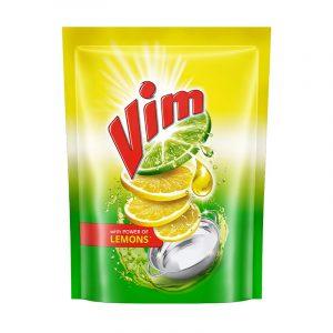 Vim Dishwash Gel Pouch 500 ml