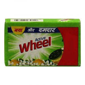 Wheel Active Green Detergent Bar 120 g