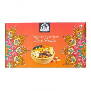 Wonderland Dry Fruit Collection Gift Pack, 300 g