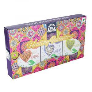 Wonderland Festive Fiesta Dry Fruit Gift Pack, 300 g