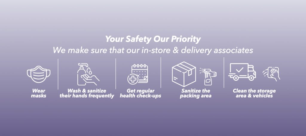 Your Safety Our Priority