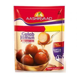 Aashirvaad Gulab Jamun Mix 200 g