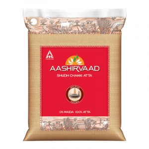 Aashirvaad Shudh Chakki Atta, 5kg