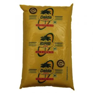 Dalda Vanaspati Ghee Pouch, 1 L