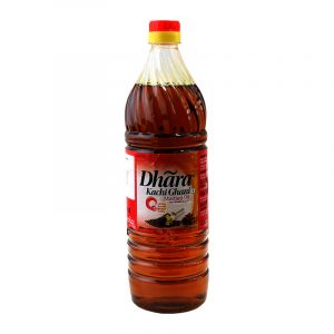 Dhara Mustard Oil 1 L