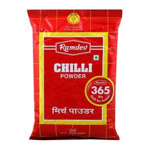 Ramdev Chilli Powder 500 g